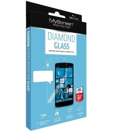 Diamond MSP Szkło Hartowane do Apple iPhone 6S/6