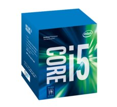 Intel CPU Core i5-7500 BOX 3.40GHz, 1151, VGA