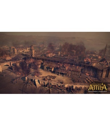 Cenega Total War: Attila PC