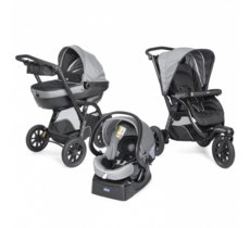 Chicco Wózek Trio Active 3 Dark Grey
