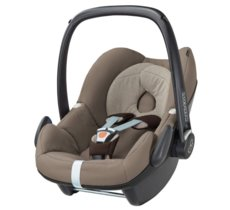 Maxi-Cosi Fotelik Pebble Earth Brown