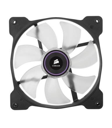 Corsair Fan SP140 LED Purple High Static Pressur Twin Pack