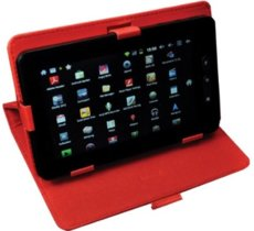 Rebeltec etui do tabletu 7cal CV7 RED