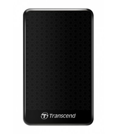 "Transcend StoreJet 25 A3 500GB 2,5"" USB3.0 Black"