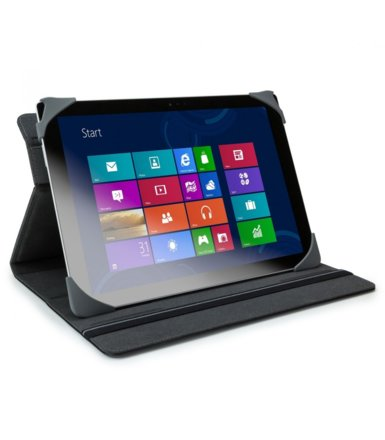 Targus Fit N'Grip Universal Case for 12.2'' Tablets - Black