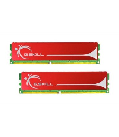G.SKILL DDR1 2GB (2x1GB) NS Red 400MHz CL2,5