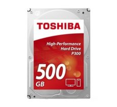 "Toshiba HDD P300 500GB 3.5"" S3 7200rpm 64MB bulk"