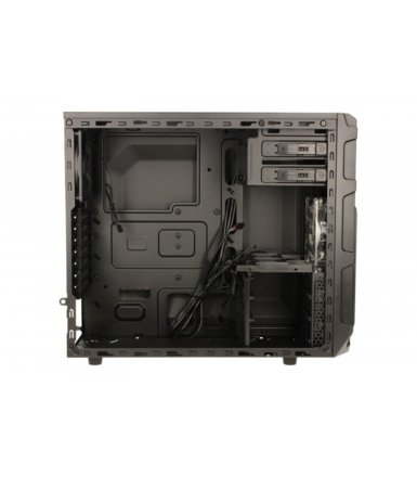 Corsair Carbride SPEC-03 Windowed BLACK/ORANGE Mid-TOWER
