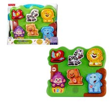 Fisher Price Puzzle malucha Zoo