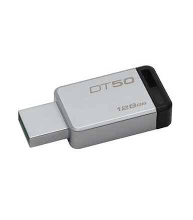 Kingston Data Traveler 50 128GB USB 3.0 Metal/Black