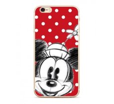 ERT Etui Disney Minnie 009 iPhone X czerwony DPCMIN3045