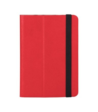 "Targus Universal 7-8"" Tablet Foliostand - Red"
