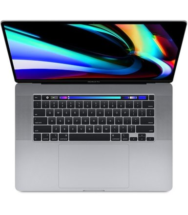 Apple MacBook Pro 16 Touch Bar: i9 2.3GHz/32GB/1TB/R5500M - Space Gray MVVK2ZE/A/R1/G1