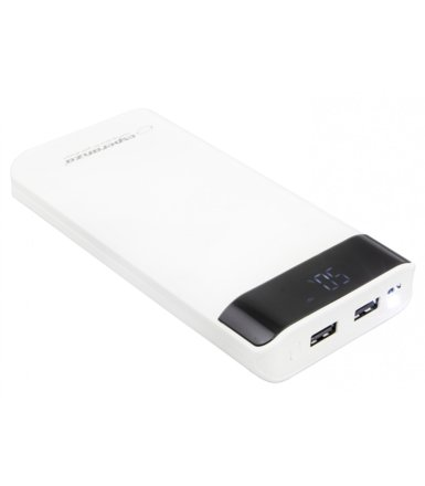 Esperanza POWER BANK 17400MAH PHOTON BIAŁY