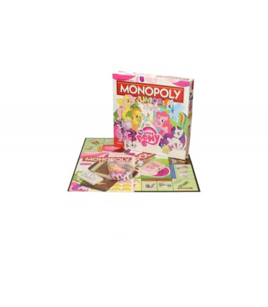HASBRO Monopoly junior, My Little Pony