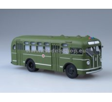 Army Bus ZIS-155 Sanitarian (green)