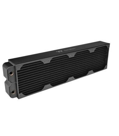 Thermaltake Radiator Pacific CL480 (480mm, 5x G 1/4, miedź) czarny