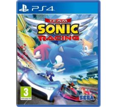 Cenega Gra PS4 Team Sonic Racing