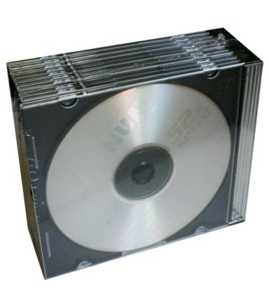 Platinum Poland CD-R  700MB 52x SLIM KOMPLET 10szt
