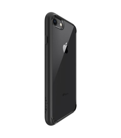 SPIGEN SGP  Ultra Hybrid 2 Black etui iPhone 7/8