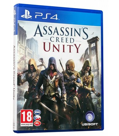 UbiSoft Gra PS4 Assassin's Creed Unity