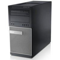 Dell Komputer poleasingowy Optiplex 7010 Tower Core i3 3220 3,2 GHz / 8 GB / 250 GB / Win10 Prof.