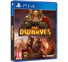 CD Projekt Gra PS4 The Dwarves