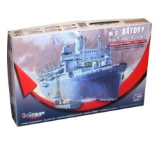 MIRAGE M/S Batory Troop Transport-AttackShip