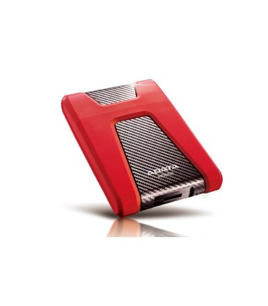 Adata DashDrive Durable HD650 2TB 2.5'' USB3.1 Czerwony