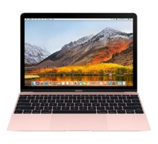Apple MacBook 12, m3 1.2GHz/8GB/256GB SSD/Intel HD 615 - Rose Gold
