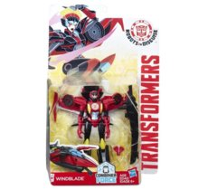 TRANSFORMERS Robots In Disguise Warrior Windblade