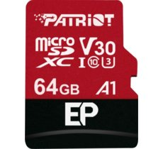 Patriot Karta microSDXC 64GB V30