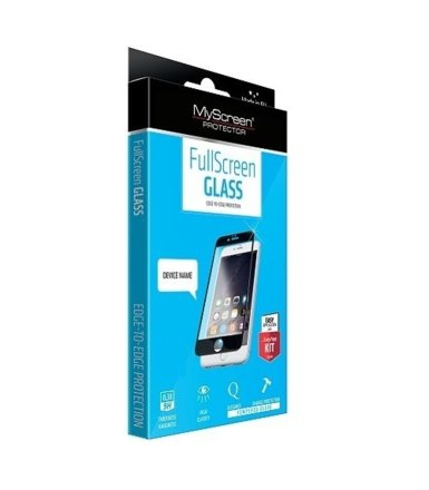 MyScreen Protector  DIAMOND EDGE 3D Szkło do Samsung Galaxy Note 8 N950F Czarny