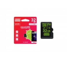 GOODRAM microSDHC 32GB CL10 UHS-I Android