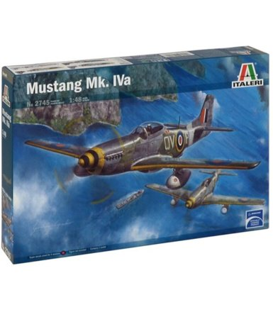 Mustang Mk.IV a