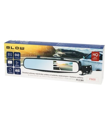 BLOW Rejestrator video Blackbox DVR F600