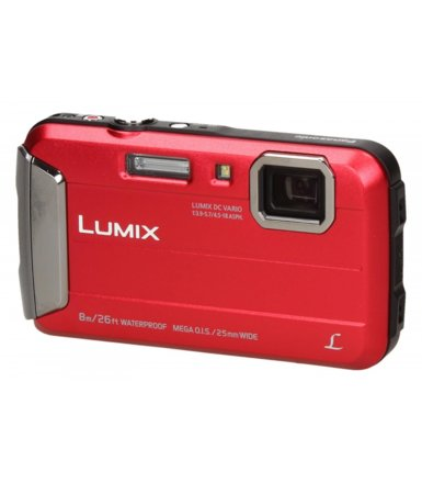 Panasonic DMC-FT30 red