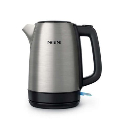 Philips Czajnik 1,7l 2200W inox HD9350/91