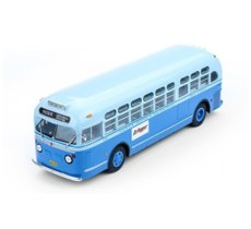 General Motors TDH 3714 Santa Monica 1955 (blue)