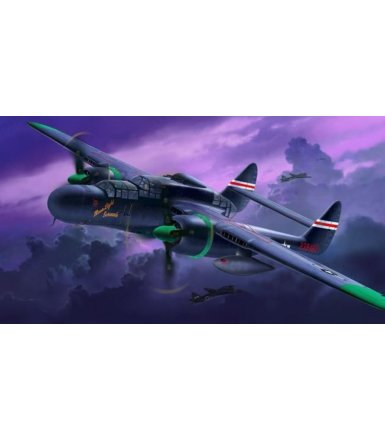 REVELL Northrop P-61A/B Black Widow