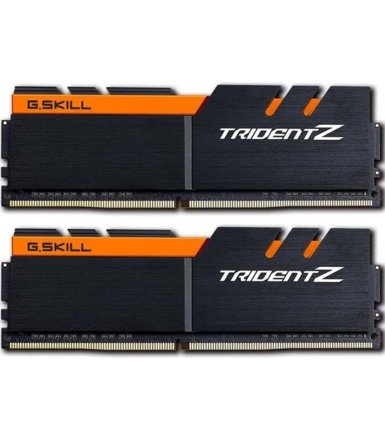 G.SKILL DDR4 16GB (2x8GB) TridentZ 3000MHz CL15-15-15 XMP2 Orange