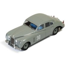 Jaguar MKVII #30 Stirling Moss