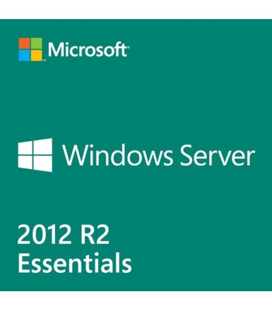 Hewlett Packard Enterprise ROK Windows Server Essentials 2012 R2 (1-2CPU) ML 748919-421