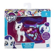 My Little Pony Stylowa grzywa, Rarity
