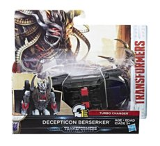 Transformers ONE STEP Decepticon Berserker