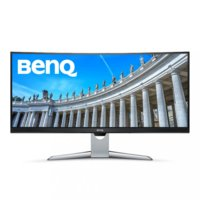 Benq Monitor 35 EX3501R LED QHD/4ms/hdmi/144Hz/czarny