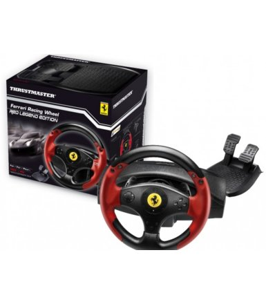 Thrustmaster Kierownica Ferrari Racing Wheel-Red Legend PC/PS3