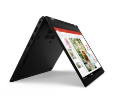 Lenovo Laptop ThinkPad L13 Yoga 20R5000BPB W10Pro i5-10210U/8GB/512GB/INT/13.3 FHD/Touch/Black/1YR CI