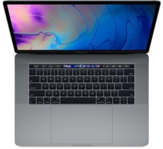 Apple MacBook Pro 15 Touch Bar, 2.4GHz 8-core 9th i9/32GB/512GB SSD/RP560X - Space Grey MV912ZE/A/P1/R1