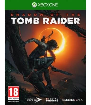 Cenega Gra Xbox One Shadow Of Tomb Raider